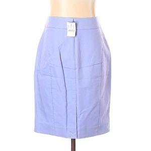 "J. Crew Skirts - J Crew Periwinkle ""The Pencil Skirt"""